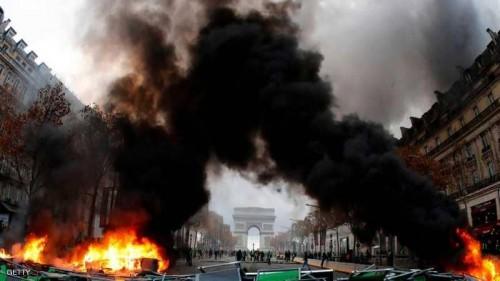 """الشرطة الفرنسية تكثف استعدادتها لمواجهة """"السترات الصفراء"""" في أسبوعها الثالث"""