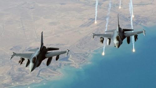 تدمير منصة إطلاق صواريخ باليستية للمليشيا في صعدة