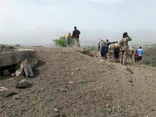 مصرع 23 وإصابة 30 من مليشيا الحوثي في دمت