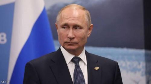 بوتين يتهم تركيا بالفشل فى حل أزمة إدلب السورية