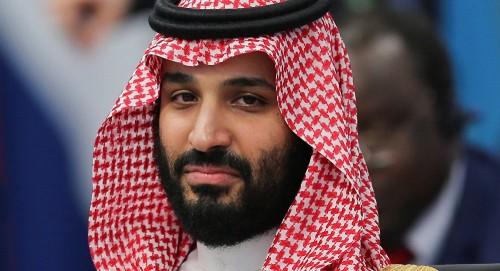 ولي العهد السعودي يصل موريتانيا عقب انتهاء قمة العشرين