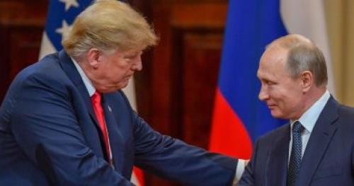 الكرملين يأمل في إجراء محادثات بين بوتين وترامب قبل قمة العشرين المقبلة