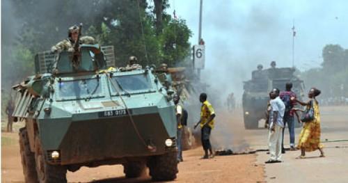 الاتحاد الأوروبي: 38 مليون يورو لإعادة إعمار أفريقيا الوسطى