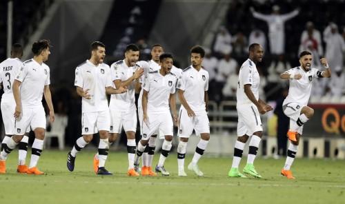 السد يكتسح الغرافة بثمانية أهداف في الدوري القطري