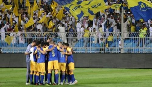 الوحدة يفوز على النصر 2-1 في الدوري السعودي