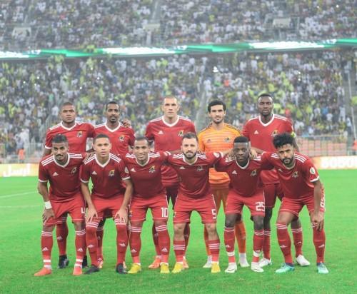 لاعب الوحدة السعودي: عازمون على الوصول إلى دوري أبطال آسيا