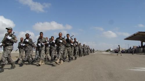 تخرج دفعة جديدة من قوات حماية المنشآت الحكومية