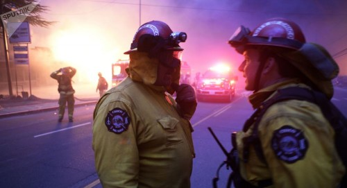 انخفاض عدد المفقودين بحريق غابات كاليفورنيا إلى 25 شخصًا