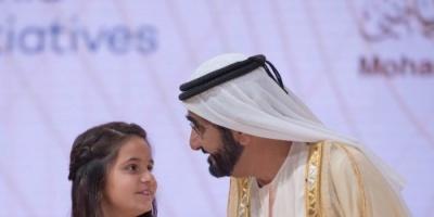 هكذا احتفل الشيخ محمد بن راشد بعيد ميلاد ابنته جليلة (صورة)