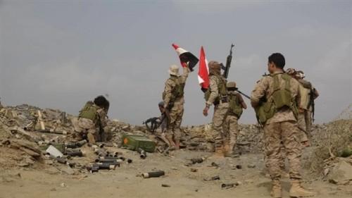 الجيش يفرض الخناق على مدينة دمت استعدادا لتحريرها