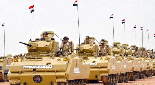 """مصر تطلق معرض """"إيدكس 2018"""" للصناعات العسكرية"""