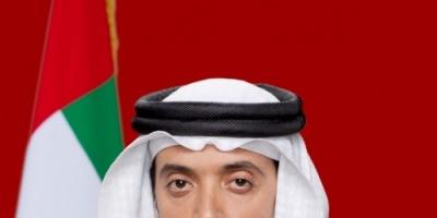 الشيخ هزاع: قلب الإمارات ينبض بمحبة العالم أجمع