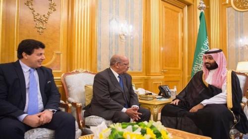 """""""بن سلمان"""" يشهد انطلاق فاعليات منتدى الأعمال الجزائري السعودي"""