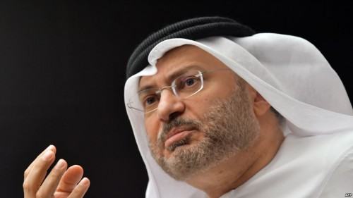 قرقاش: انسحاب قطر من أوبك إقرار بانحسار دورها
