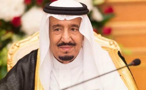 """العاهل السعودي يرسل برقية عزاء في """"بوش الأب"""" لترامب"""