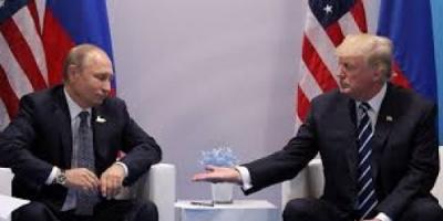 الكرملين: بوتين لم يتطرق في لقائه مع ترامب احتمال زيارته لواشنطن