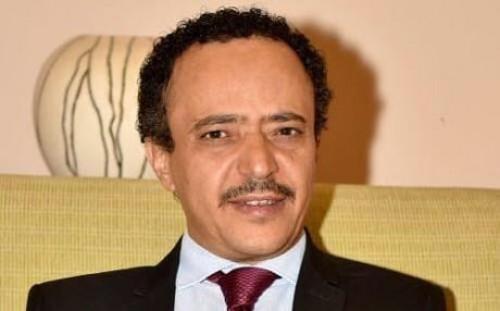 غلاب: الحوثية استعمار يستهدف توظيف اليمن لصالح إيران