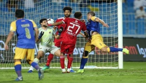 نادي النصر يشكو الوحدة لاتحاد الكرة السعودي ..لهذا السبب