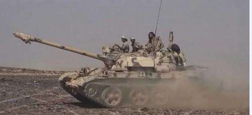 مقتل وجرح عشرات الحوثيين في قانية بالبيضاء