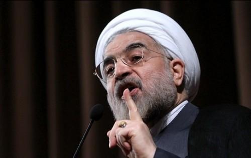 الرئيس الإيراني: لن نسمح لدول الخليج بتصدير النفط