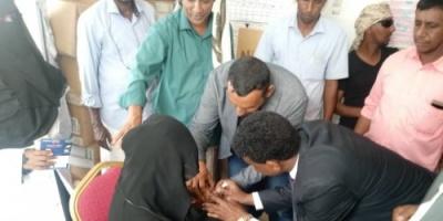 انطلاق المرحلة الثانية من تحصين الأطفال ضد الشلل بأرخبيل سقطرى