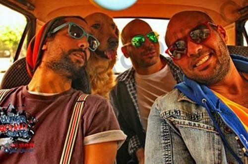 فرقة شارموفرز تستعد لحفل ضخم بالكريسماس مع المطرب محمود العسيلي