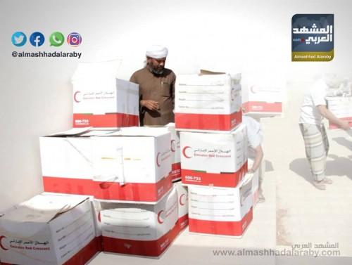 تعرف على حجم المساعدات الإماراتية للساحل الغربي خلال 10 أيام (إنفوجراف)