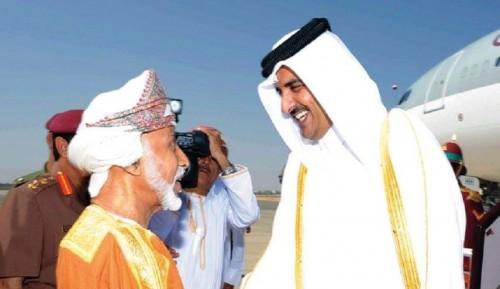 ناشط يكشف سر علاقة قطر بعمان: اللعب على المكشوف