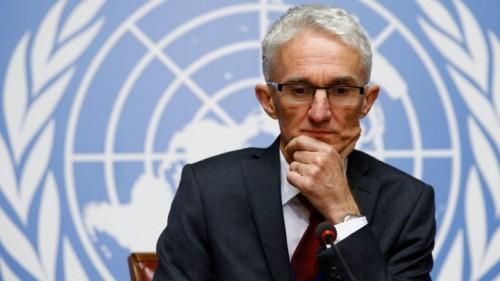 مارك لوكوك: على أطراف النزاع التصرف بمسؤولية في محادثات السويد