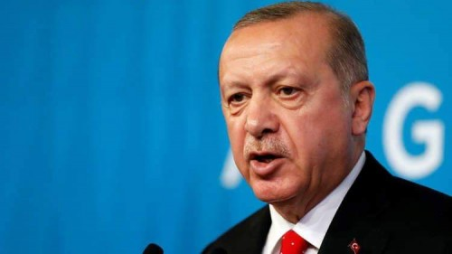 """صحفي: """"أردوغان"""" اعترف بفشله بفتح قضية خاشقجي بقمة العشرين"""