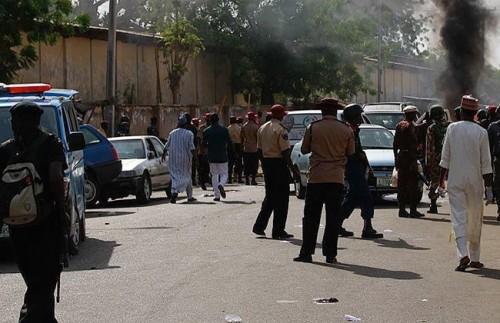 مقتل 8 جنود في هجوم على قاعدة عسكرية في نيجيريا