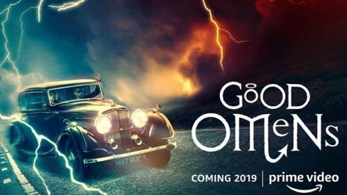 شاهد الإعلان الدعائي الأول لمسلسل Good Omens