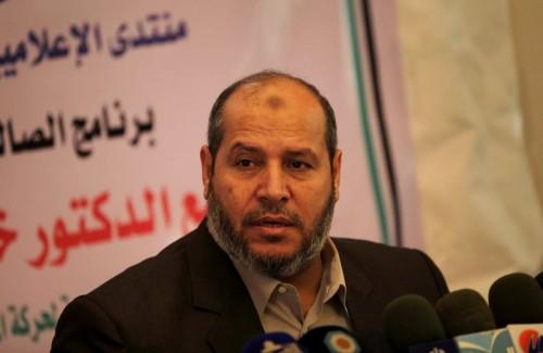 قيادي بحماس: وافقنا على ورقة مصر للمصالحة رغم بعض الملاحظات