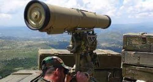 """شاهد.. صورة لـ""""كورنيت"""" أكثر سلاح برز بحروب الشروق الأوسط"""