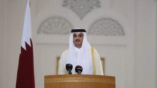 سياسي يُغرد عن حدوث انقلاب في قطر!