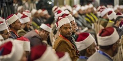 """جدل ديني كبير في مصر حول قانون """"تنظيم الظهور الإعلامي"""" (تقرير خاص)"""