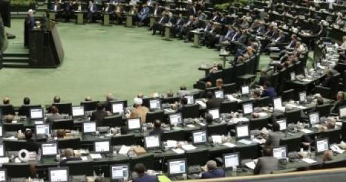 استقالات جماعية لهيئة رئاسة البرلمان الإيراني