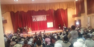 بيان شديد اللهجة من انتقالي شبوة على إحياء الذكرى الأولى لمقتل صالح
