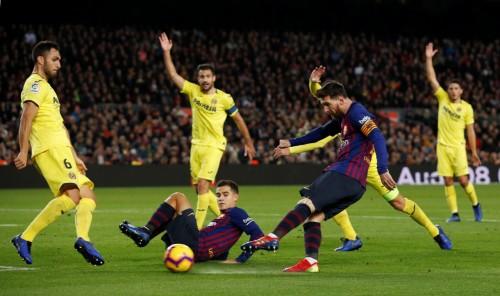 برشلونة يكشف عن تشكيله الرسمي لمواجهة دور الـ32 في كأس ملك إسبانيا