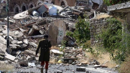 قصف حوثي يستهدف منازل المواطنين في الحديدة