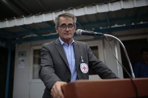 تعين رئيس جديد لبعثة الصليب الأحمر في اليمن