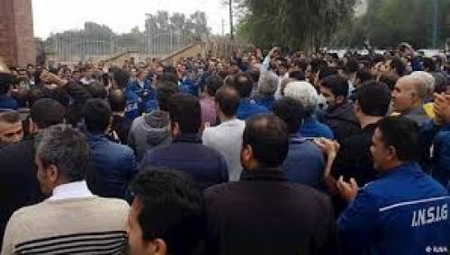 احتجاجات الأحواز تستهدف مافيا النظام الإيراني