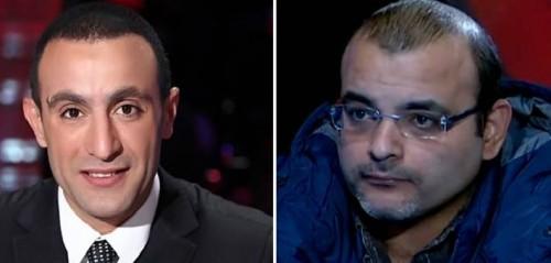 حقيقة مشاجرة النجم أحمد السقا والشاعر أيمن بهجت قمر