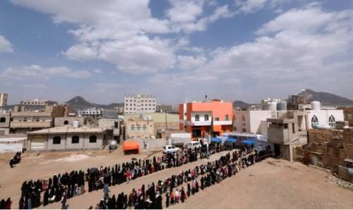 برنامج الأغذية العالمي: 20 مليونا يعانون في اليمن (تفاصيل)