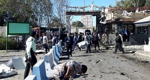 مقتل إرهابى في هجوم استهدف مركز شرطة تشابهار بإيران