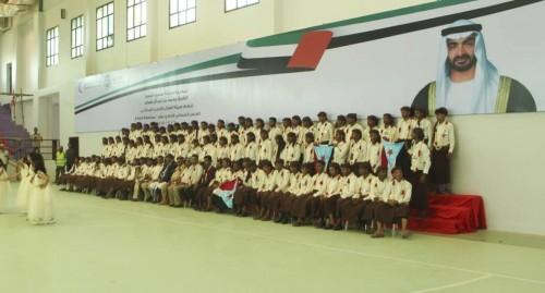 الهلال الأحمر الإماراتي ينظم العرس الجماعي الحادي عشر بالضالع (صور)