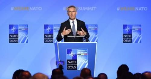 الناتو يطالب صربيا وكوسوفو بضبط النفس