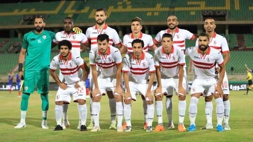 الزمالك يعزز موقعه في صدارة الدوري المصري