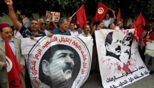 """""""السترات الحمراء"""" في تونس تتأهب للتصدي لجهاز الإخوان السري"""