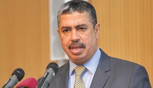 خالد بحاح لوفد الحكومة والحوثي: عودوا بالسلام أو لا تعودوا